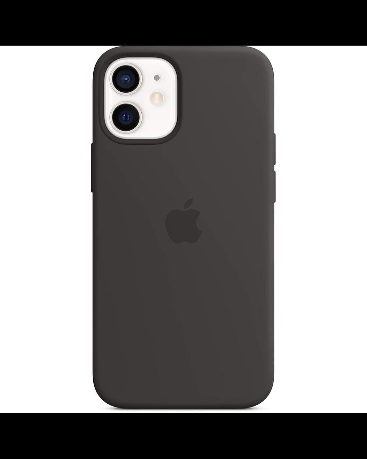 Carcasa Silicona iPhone 12 Mini Colores