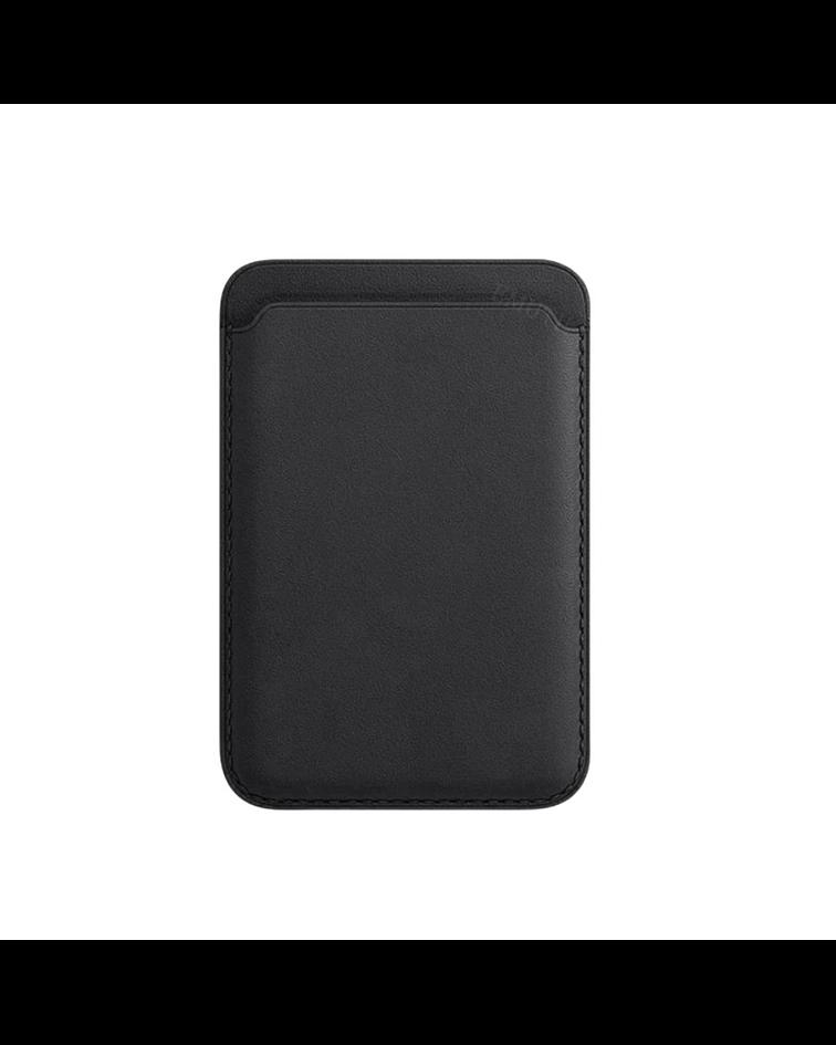 Tarjetero Magnético Magsafe iPhone 12 Negro