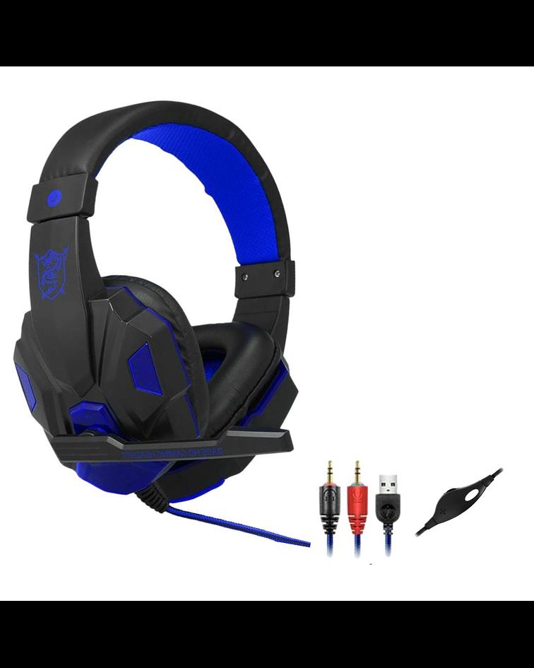 Audífonos Gamer Pro Sound PC/PS4-5 Celular