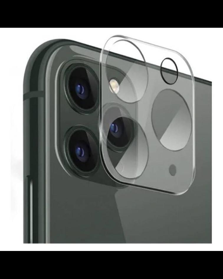Lámina Vidrio Templado cámara iPhone 11