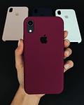Carcasa Silicona iPhone 7-8- SE 2020 Colores Logo