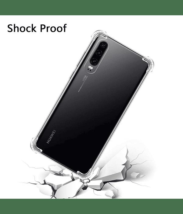 Carcasa Huawei P30 Anti Shock Transparente