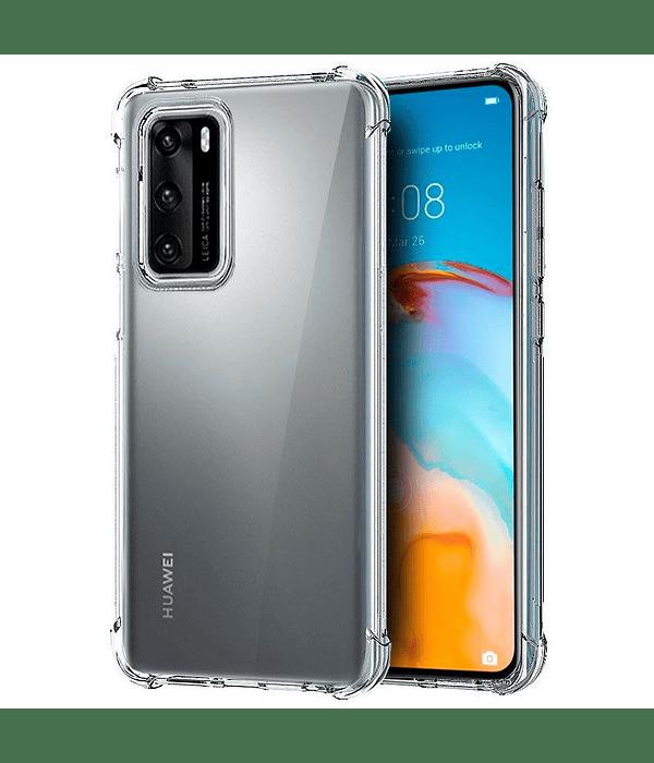Carcasa Huawei P40 Anti Shock Transparente Reforzada