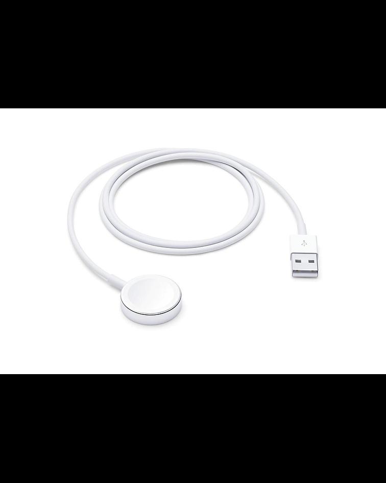 Cargador Magnético Apple Watch 1 Metro Serie 2 3 4 5