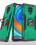 Carcasa Xiaomi RedMi Note 9 Pro / Note 9S Armor Anti Golpes anillo Colores