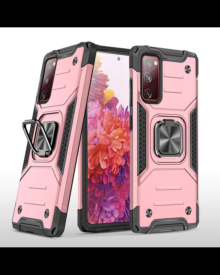 Carcasa Samsung S20 FE Armor Anti Golpes anillo Colores