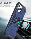 Carcasa iPhone 12 / 12 PRO Armor Anti Golpes anillo Colores