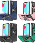 Carcasa Samsung A52 Armor Anti Golpes anillo Colores