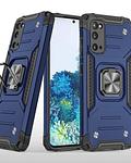 Carcasa Samsung S20 Armor Anti Golpes anillo Colores