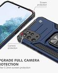 Carcasa Samsung S20+ (Plus) Armor Anti Golpes anillo Colores