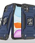 Carcasa iPhone 11 Armor Anti Golpes anillo Colores