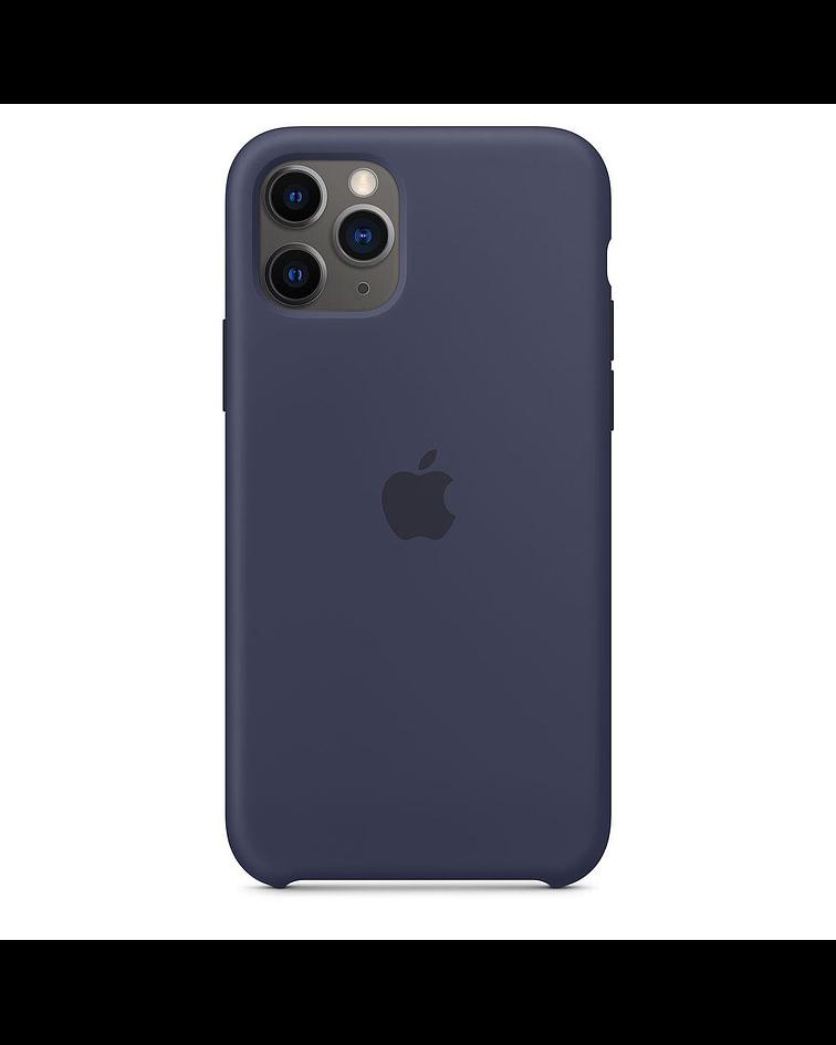 Carcasa Silicona iPhone 11 PRO Colores