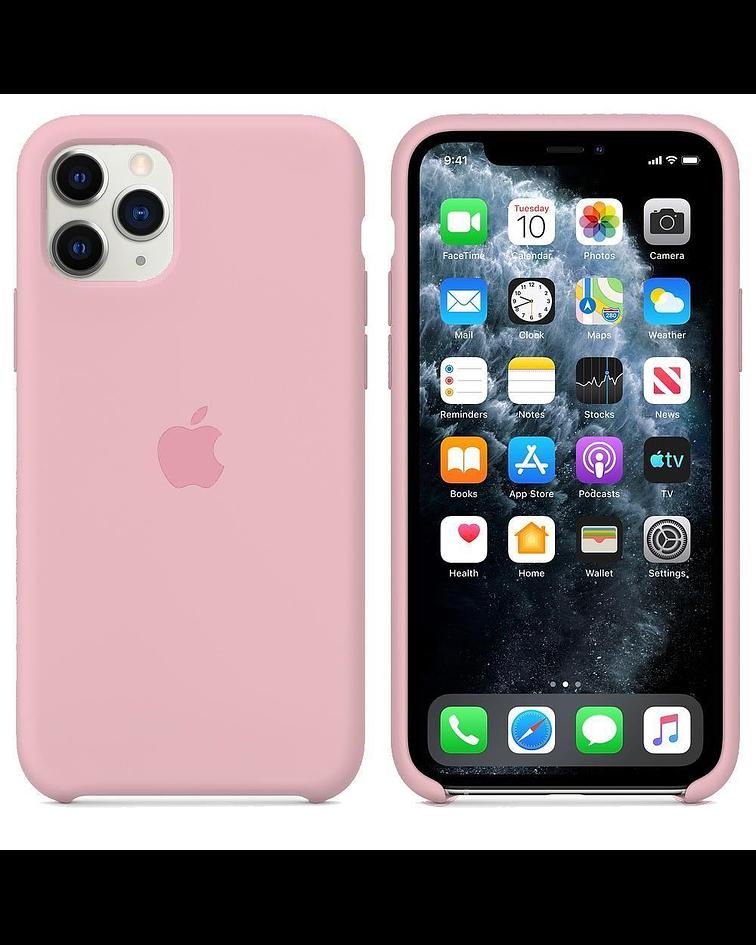 Carcasa Silicona iPhone 11 PRO MAX Colores