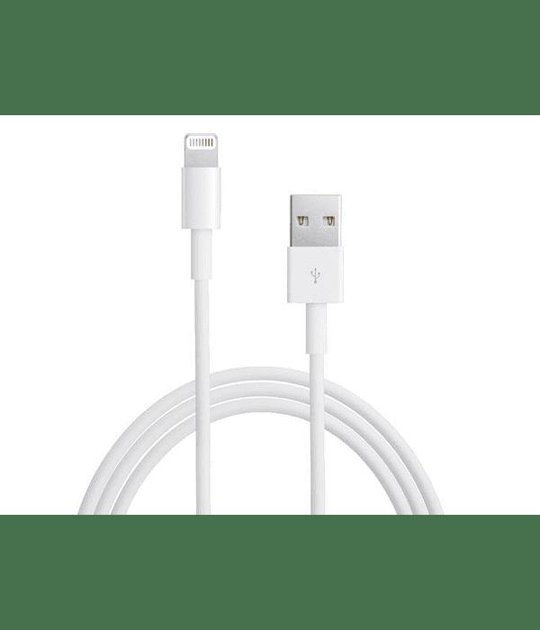 Cable iPhone Lightning USB 1 Metro CERTIFICADO