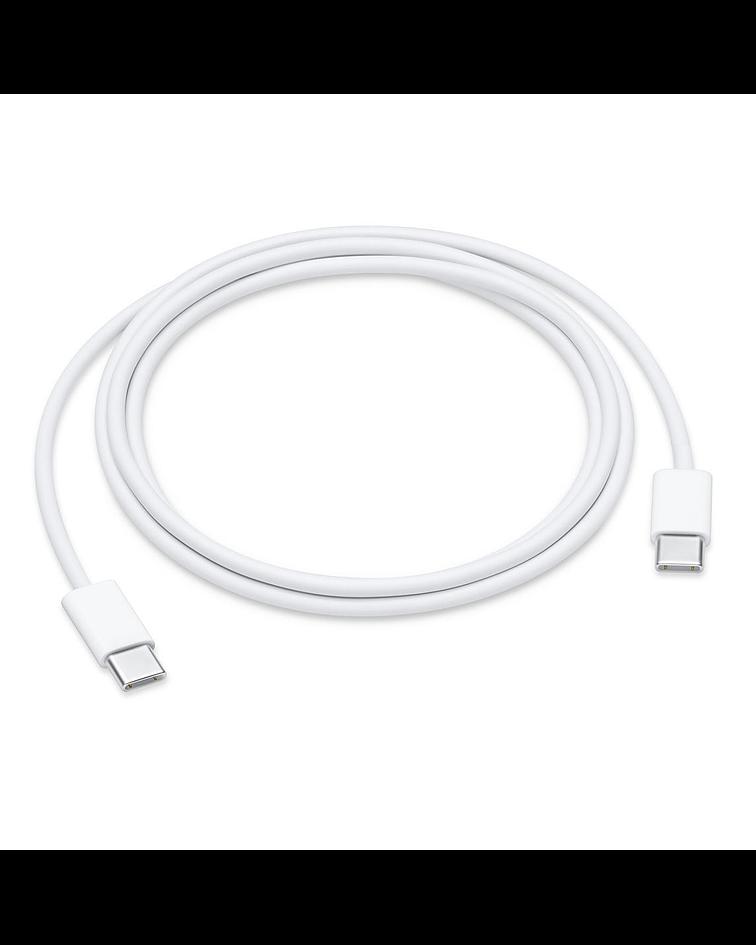 Cable USB Tipo C a Tipo C Carga rápida 2 Metros