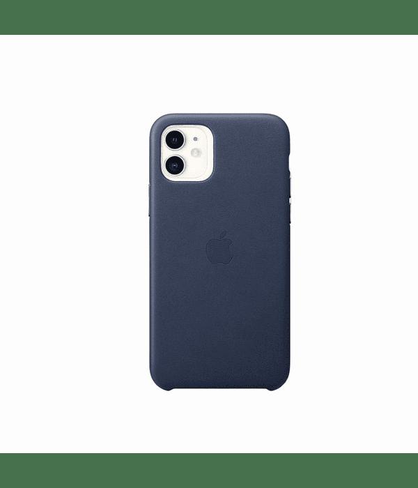 Carcasa Silicona iPhone 12 / 12 PRO Azul