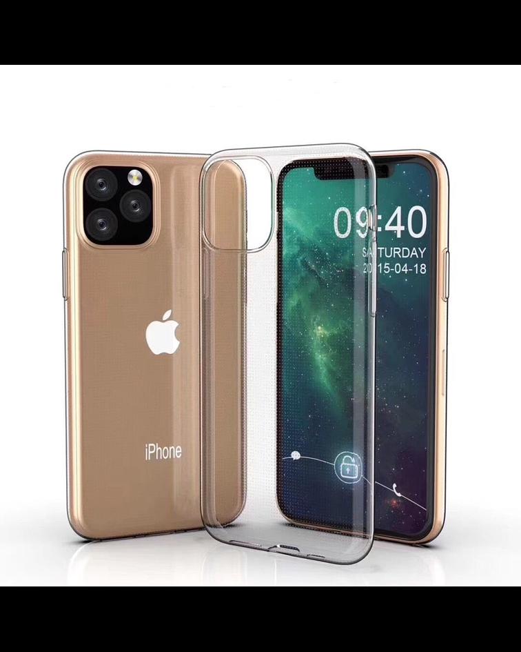 iPhone 11 carcasa transparente