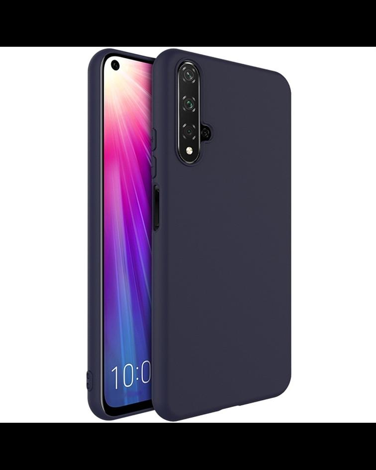 Huawei Nova 5T carcasa IMAK TPU azul