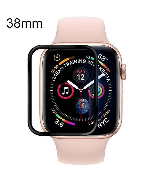 Apple iWatch 38/42mm Soft PET Film Full Cover  protector pantalla
