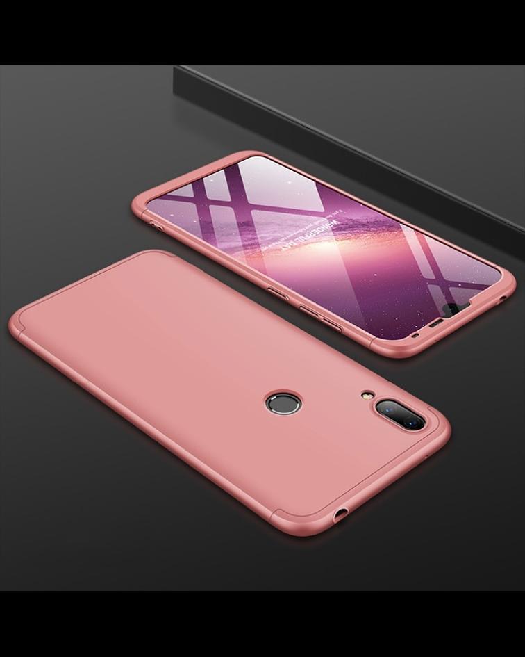 Carcasa Huawei Y7 (2019) Rosado