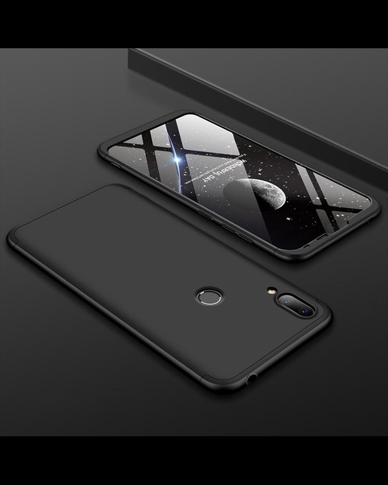 Carcasa Huawei Y7 (2019) negro