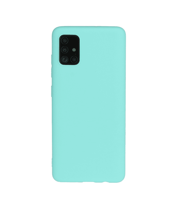 Samsung Galaxy A51 Carcasa verde