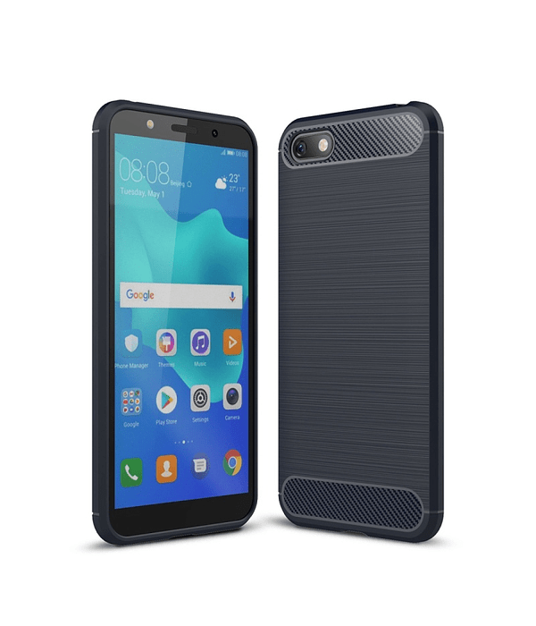 Carcasa Huawei Y5 Prime (2018) / Honor 7s Azul Marino