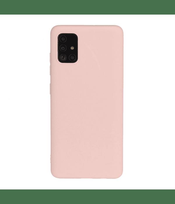 Samsung Galaxy A51 Carcasa rosada