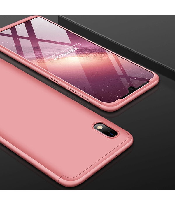 Samsung Galaxy A10 Carcasa rosada