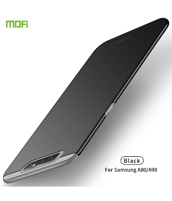 Samsung Galaxy A80 / A90 carcasa ultra delgada negra