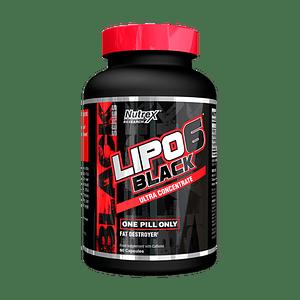 Lipo6  Black 60 Cápsulas