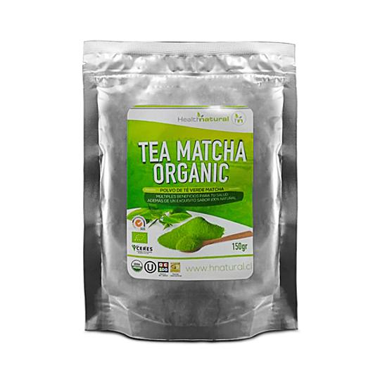 TE Matcha Orgánico 150 Grs