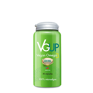 VG UP Vegan Omega 3 30 Caps