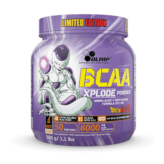 BCAA XPLODE POWDER / DRAGON BALL Z - Image 2