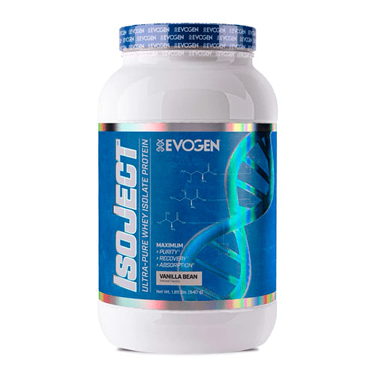 Isoject  Pure Whey Isolate