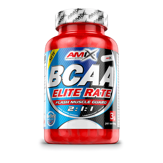 Bcaa Elite Rate Amix 350 Caps
