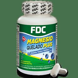 Magnesio Quelado Plus 60 comprimidos
