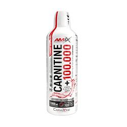 Carnitine  1.000mg + vitamina del complejo B + Taurina