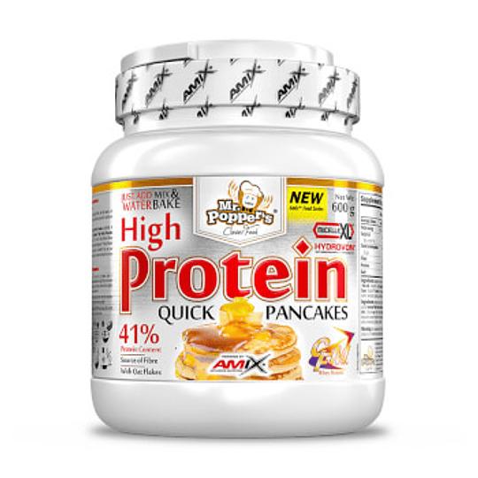 High Protein Pancakes 600 gr