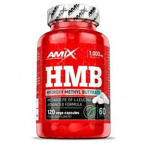 Hmb Amix 120 Cápsulas