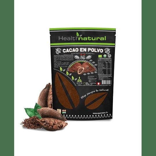 Cacao en Polvo  250 grs