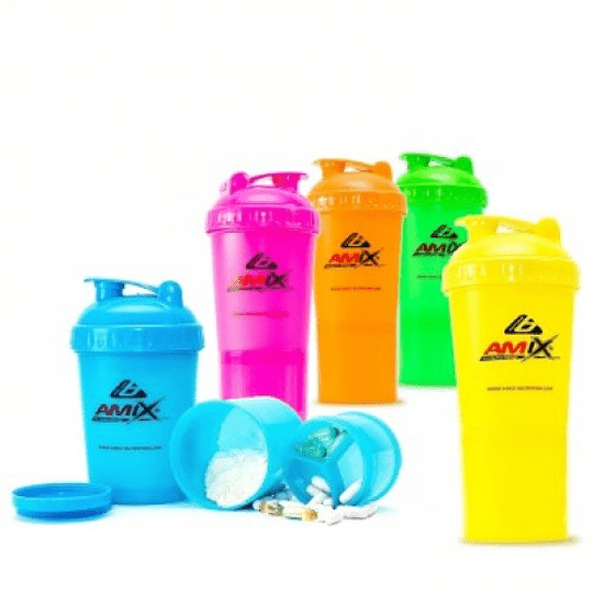 Shakers 3 en 1  / 400ml  Amix  - Image 2