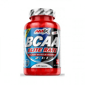BCAA Elite Rate 2:1:1 Amix 120 caps