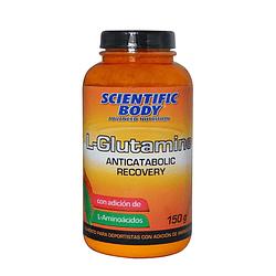 L- Glutamine S. Body 150 Grs.