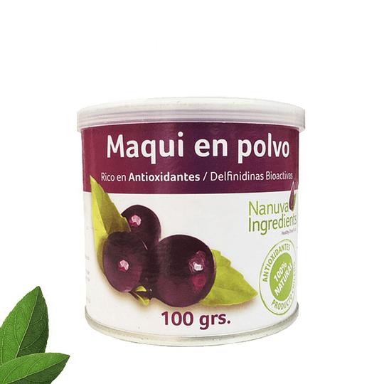 Maqui 100 Grs Nanuva