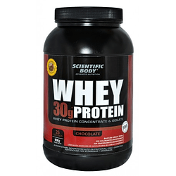Whey Protein Scientific Body 2Lbs