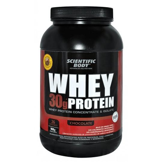Whey Protein Scientific Body 2Lbs
