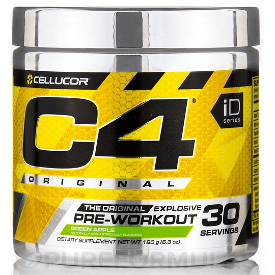 C4 Original Cellucor (30 Servicios)