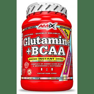 Glutamina + Bcaa 1 000 Grs Amix