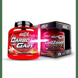 Pack Volúmen - Carbojet gain 4.9 libras + Cell zoom